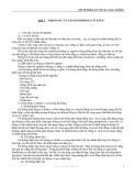 THÍ NGHIỆM KỸ THUẬT GIAO THÔNG - BÀI 1