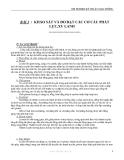 THÍ NGHIỆM KỸ THUẬT GIAO THÔNG - BÀI 3
