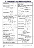 Tuyển tập phương trình, hệ phương trình và bất phương trình đại số