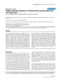 """Báo cáo y học: """"Is disturbed clearance of apoptotic keratinocytes responsible for UVB-induced inflammatory skin lesions in systemic lupus erythematosus"""""""