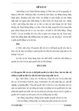 Đề thi môn luật tố tụng dân sự (kèm lời giải) - Đề 1