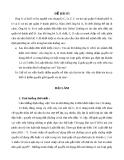 Đề thi môn luật tố tụng dân sự (kèm lời giải) - Đề 5