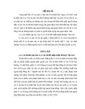Đề thi môn luật tố tụng dân sự (kèm lời giải) - Đề 6