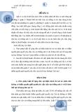 Đề thi môn luật tố tụng dân sự (kèm lời giải) - Đề 11.2