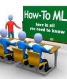 Những thói quen cần thiết khi khởi nghiệp với MLM