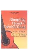 Những tác phẩm cổ nổi tiếng soạn cho đàn Guitar part 1