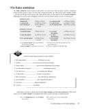 COMPLETE FRENCH GRAMMAR - part 4