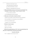 TÓM TẮT NGỮ PHÁP TIẾNG PHÁP - PHẦN 3