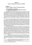 Chương IX: Kế toán các nghiệp vụ chủ yếu của Ngân hàng Nhà nước