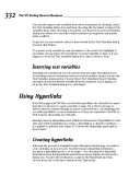 InDesign CS3 For Dummies phần 9
