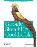 Google SketchUp Cookbook phần 1