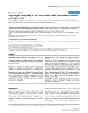 """Báo cáo y học: """"Leg-length inequality is not associated with greater trochanteric pain syndrome"""""""