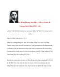 Danh nhân lịch sử: Lê Hồng Phong