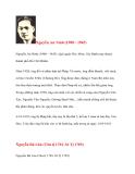 Danh nhân lịch sử: Nguyễn An Ninh
