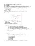 Xác định lượng dư gia công cho các nguyên công