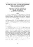 ĐỀ TÀI : MỨC ĐỘ BIỂU HIỆN STRESS CỦA SINH VIÊN TRƯỜNG ĐHSP-ĐHĐN