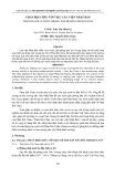 ĐỀ TÀI : PHAN BỘI CHÂU VỚI VIỆC CẦU VIỆN NHẬT BẢN