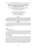 NGHIÊN CỨU SỰ ĐỐT CHÁY CỦA TIA PHUN NHIÊN LIỆU TRONG ĐỘNG CƠ ĐỐT TRONG ĐỂ ỨNG DỤNG CHẾ TẠO BẾP MINI SỬ DỤNG CỒN LỎNG