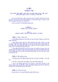 Văn bản về luật thương mại 2005