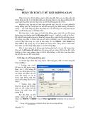 Hướng dẫn sử dụng MapInfo Professional 7.5 - Chương 4