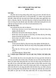 Vận hành thiết bị cơ bản đƣợc sử dụng trong công nghiệp chế biến dầu khí - Bài 6