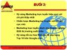 Bài giảng Thương mại điện tử dành cho doanh nghiệp - Bài 3: Marketing trực tuyến