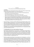 Giáo trình cơ sở kỹ thuật bờ biển - Chương 2