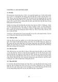 Giáo trình cơ sở kỹ thuật bờ biển - Chương 4