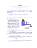 Giáo trình kỹ thuật thủy khí - Chương 4
