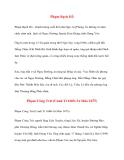 Danh nhân Việt Nam: Phạm Bạch Hổ