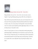 Danh nhân Việt Nam: Phùng Chí Kiên