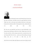 Danh nhân Việt Nam: TÔN ĐỨC THẮNG