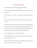 Danh nhân Việt Nam: Trần Thiếu Đế