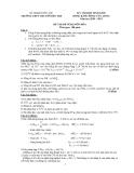 10 đề thi học sinh giỏi môn Hóa lớp 12 năm 2011 - Kèm đáp án