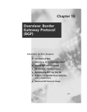 ADMINISTERING CISCO QoS IP NETWORKS - CHAPTER 10