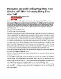 Phong trào yêu nước chống Pháp ở Hà Tĩnh
