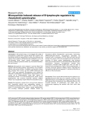"""Báo cáo y học: """"Microparticle-induced release of B-lymphocyte regulators by rheumatoid synoviocytes"""""""