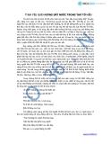 TÌNH YÊU QUÊ HƯƠNG ĐẤT NƯỚC TRONG THƠ TỐ HỮU