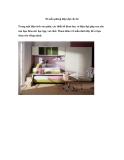 10 mẫu phòng hiện đại cho bé