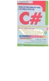 Tự học lập trình hướng đối tượng và lập trình cơ sở dữ liệu C part 1