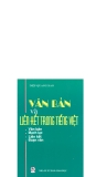 Văn bản và liên kết trong tiếng Việt part 1