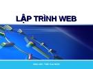 LẬP TRÌNH WEB - Hướng đối trong PHP