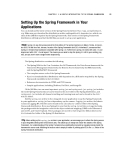 Building Spring 2 Enterprise Applications phần 2