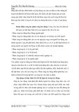 Luận văn các giải pháp kinh doanh cho công ty dệt may công nghiệp - Nguyễn Thị Huyền Dương - 4