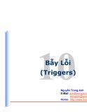 Bẫy Lỗi (Triggers)