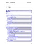 Giáo trình SQL - Đại Học HUế