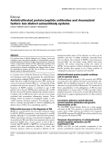 """Báo cáo y học: """"Anticitrullinated protein/peptide antibodies and rheumatoid factors: two distinct autoantibody systems"""""""