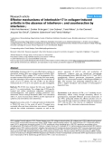 """Báo cáo y học: """" Effector mechanisms of interleukin-17 in collagen-induced arthritis in the absence of interferon-γ and counteraction by interferon-γ"""""""