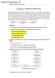 Bài giảng môn hệ thống viễn thông - Chương 1