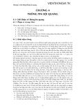 Bài giảng môn hệ thống viễn thông - Chương 4